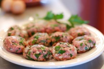 Lamb Buregerettes